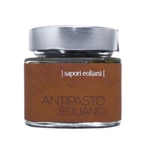 Antipasto Eoliano 200g – Sapori Eoliani