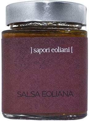 Eolian Sause with Salina Capers