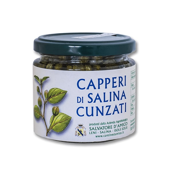Seasoned Capers