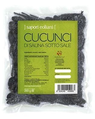 Salina Cucunci in Salt (Bag 250gr)