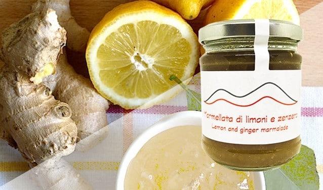 Marmellata Limoni e Zenzero: La Soluzione Dolce per il Metabolismo