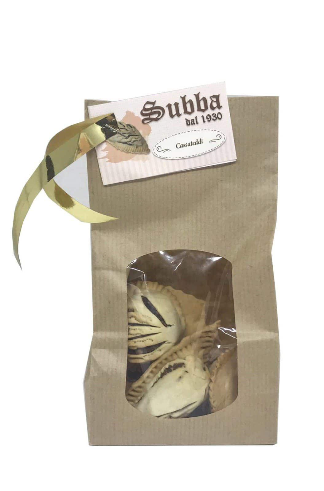 Cassateddi Eoliani 180g – SUBBA