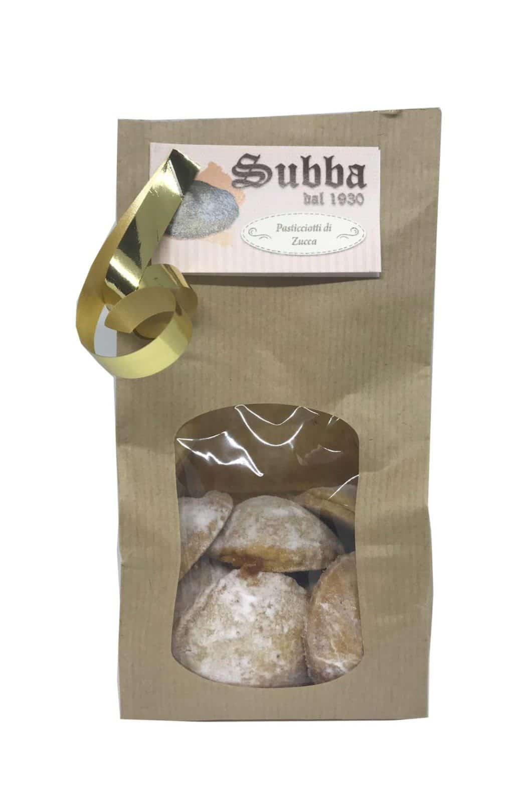 Pasticciotti di Zucca 180g – SUBBA