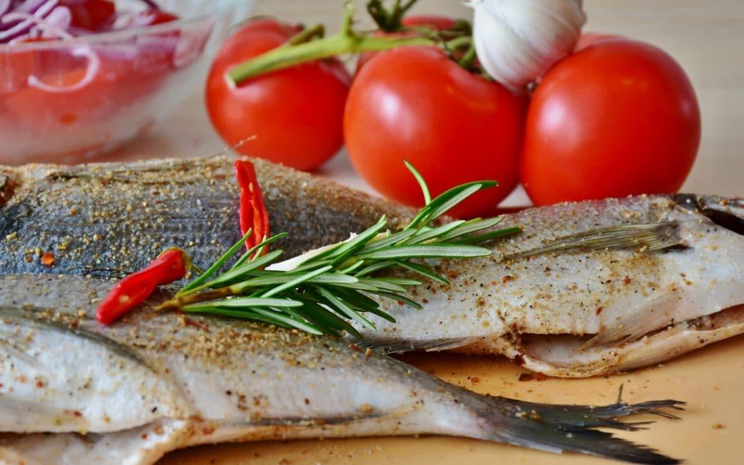 Dentice con Capperi di Salina e Olive: Ricetta Semplice e Gustosa