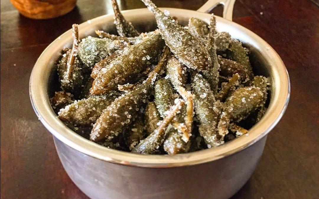 Cucunci Fritti: Ricetta perfetta per stuzzicanti aperitivi