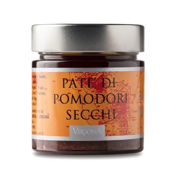 Paté di Pomodori Secchi – Virgona