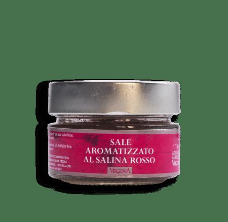 Sale Aromatizzato al Salina Rosso 80g – Virgona